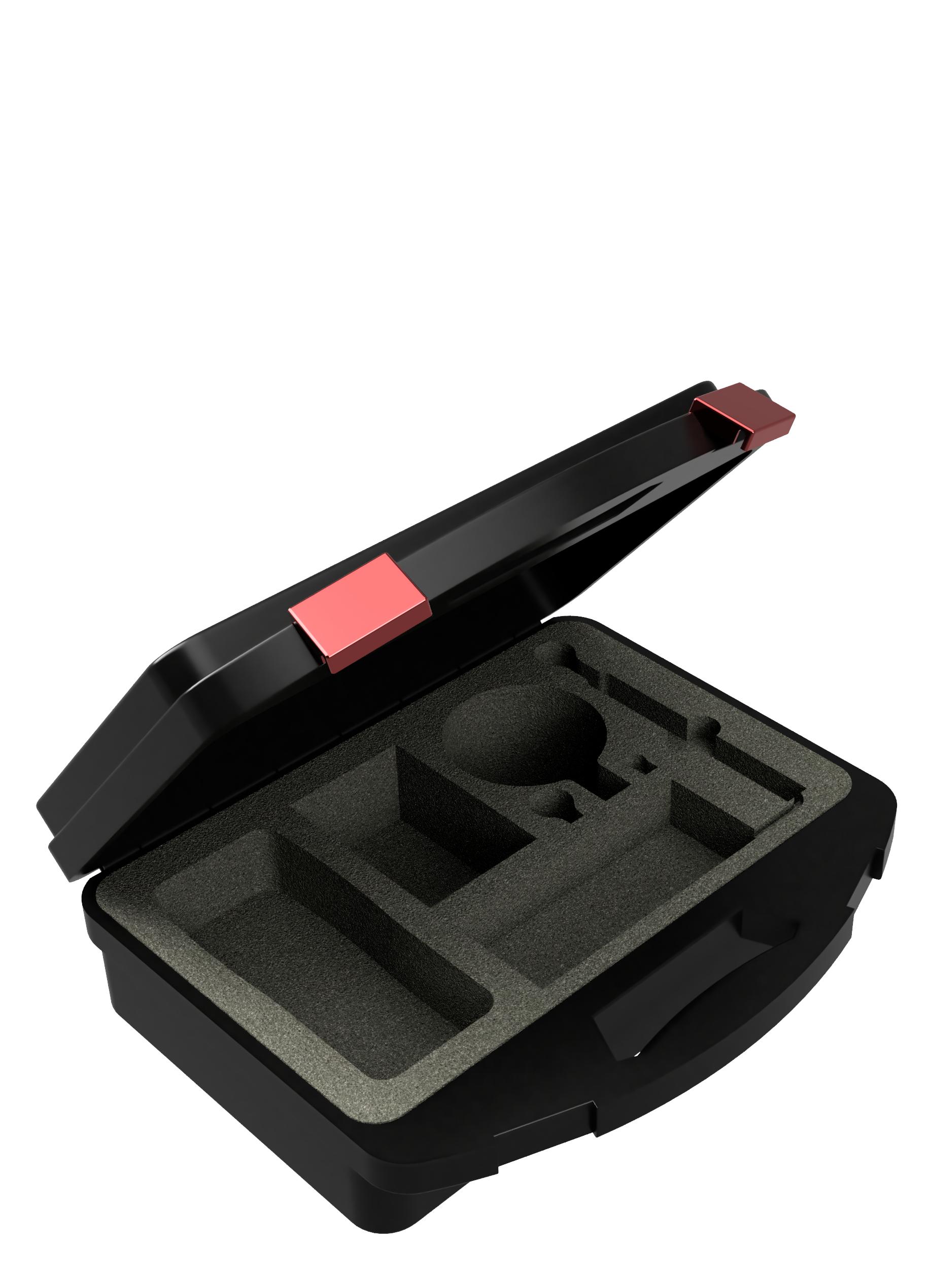 Koffer für Messinstrumente