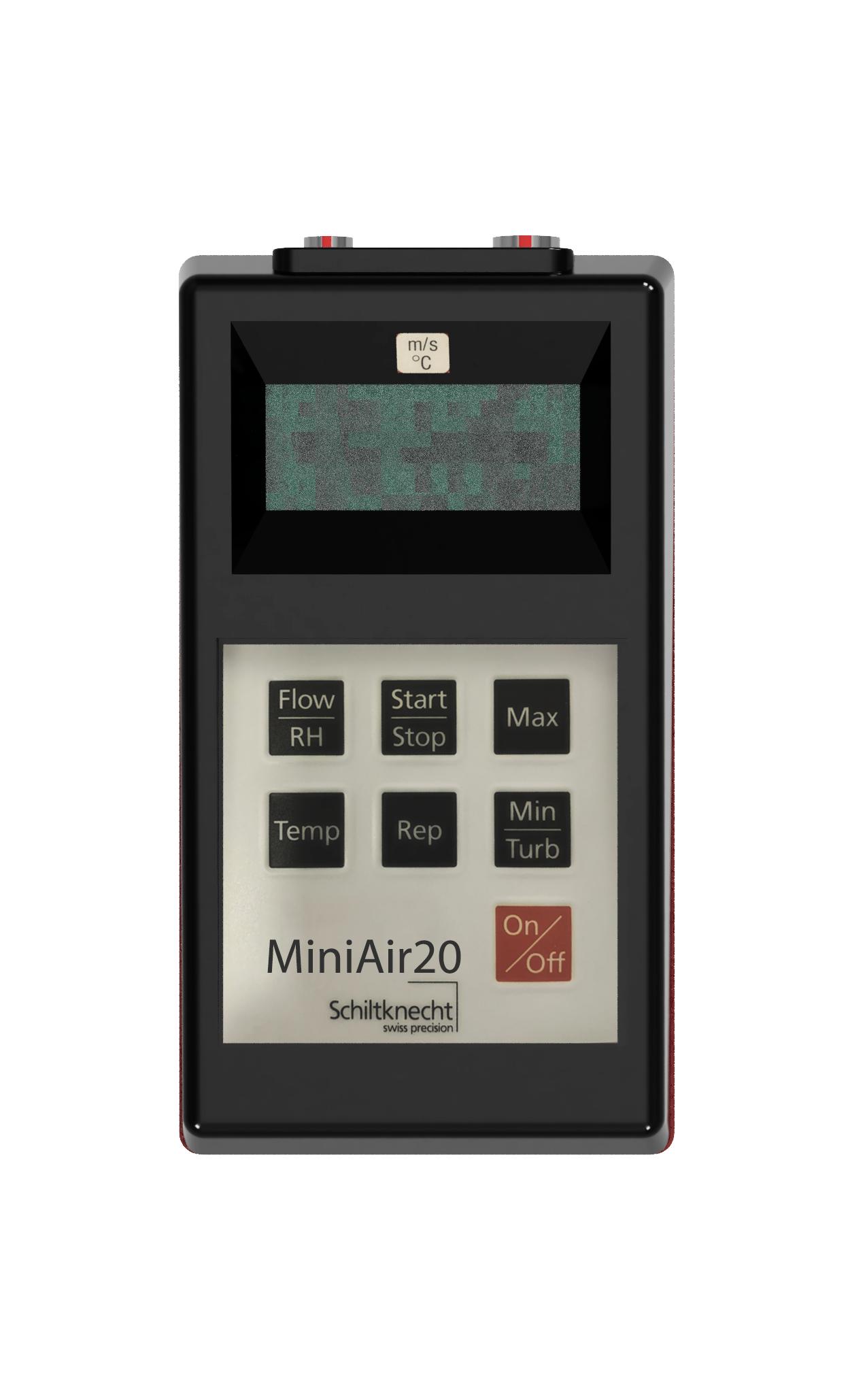 Schiltknecht MiniAir20 EX Handmessgerät